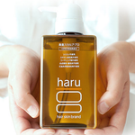 疲れ髪を修復!haru 黒髪スカルププロシャンプーの評判って?