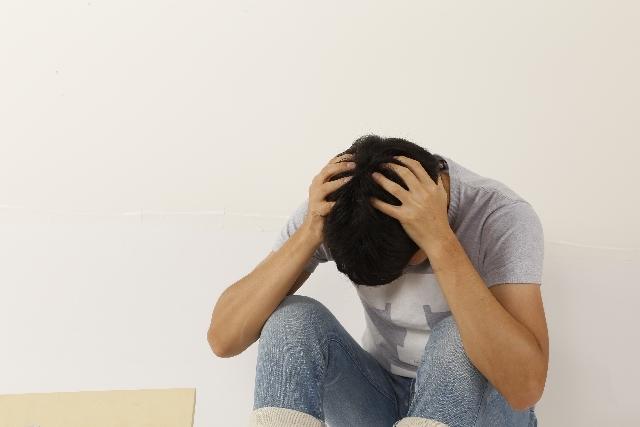 「男性 悩み」に関する写真|写真素材なら「写真AC」無料(フリー)ダウンロードOK