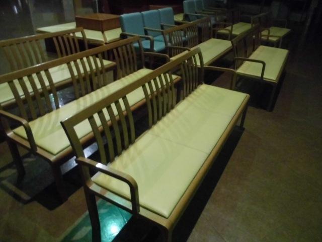 とある病院の待合室5|写真素材なら「写真AC」無料(フリー)ダウンロードOK