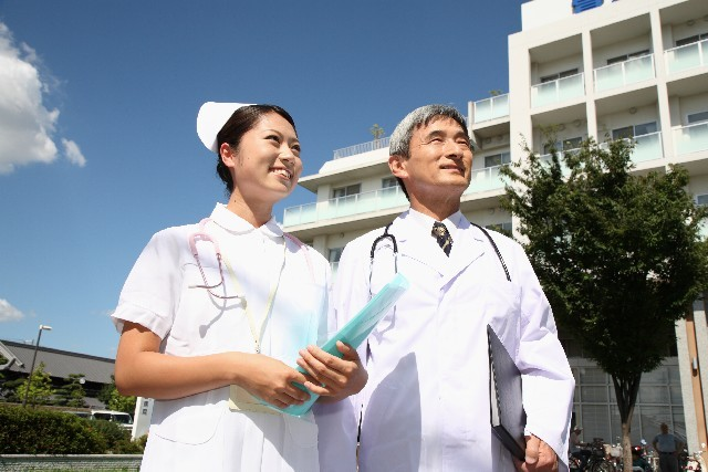 医師と看護師1 写真素材なら「写真AC」無料(フリー)ダウンロードOK