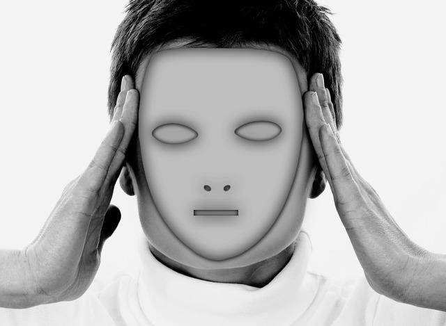 無償のイラストレーション: 顔, 女性, マスク, 手, ストレス, 頭痛, 自己, 非表示 - Pixabayの無料画像 - 1013519