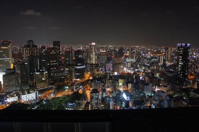 都会の夜景|写真素材なら「写真AC」無料(フリー)ダウンロードOK