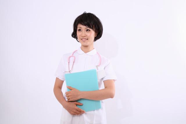 [フリー写真] 若い看護婦の女性 -  GATAG フリー素材集 壱