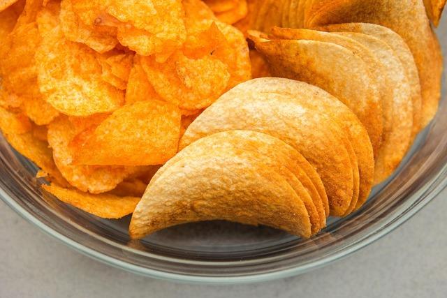 無料の写真: チップ, スナック, プリングルズ, ポテトチップス, 塩辛い軽食 - Pixabayの無料画像 - 843993