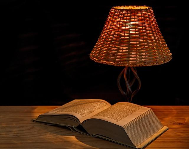 無料の写真: 光, ランプ, ベッド脇のランプ, 照明, ランプのかさ, 点灯, 本 - Pixabayの無料画像 - 465350