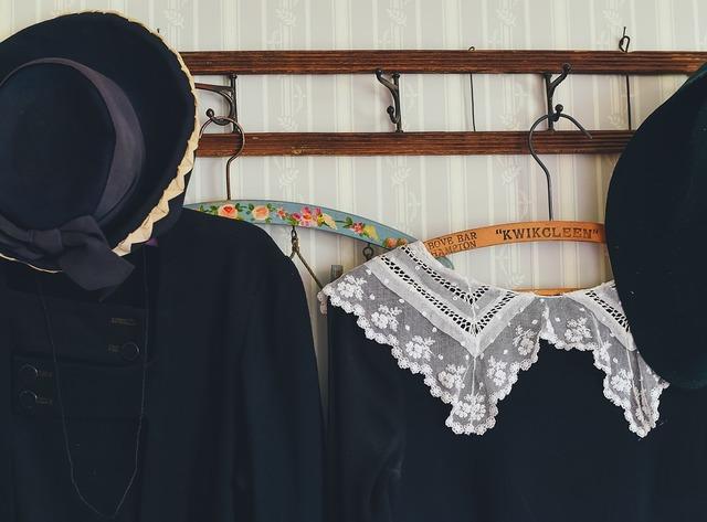 無料の写真: 服, 洋服ハンガー, 衣料品, ドレス, ファッション, 帽子 - Pixabayの無料画像 - 1838325