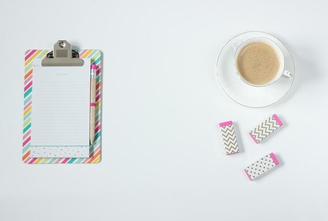 無料の写真: コーヒー, ワークデスク, ノートブック, オフィス, ビジネス - Pixabayの無料画像 - 1250407