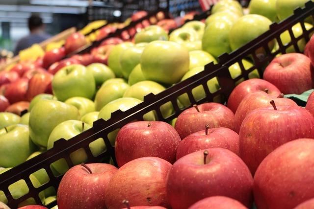 無料の写真: フルーツ, スーパー マーケット, アップル - Pixabayの無料画像 - 1095326