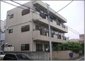 病院で借りているアパートの一例
