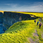 絶景と感動の連続の旅、アイルランド
