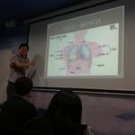 ★LE限定★『呼吸フィジカルアセスメント:聴診・呼吸介助』の勉強会を開催しました!
