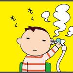 中耳炎の息子を病院へ『いやだ〜いやだ〜行きたくない!!!!』