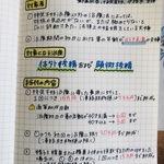 """方眼ノートがポイント!""""助産学生インスタグラマーLalaさんのノート""""PART2"""