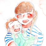 妊娠中に見つかったのは悪性の腫瘍。『信じる言葉は「絶対大丈夫」という言葉と想い』