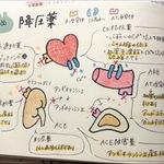 """第103回助産師国家試験組!""""助産学生インスタグラマーHURANさん""""のノート"""