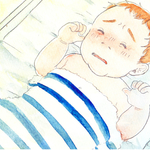 どうか、元気になってほしい・・・『まだ、産まれてから一度も抱っこしてあげてないんです。抱っこしてあげられないまま、何かあったら・・・』