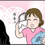 現役看護師が描くリアルすぎる4コマ漫画【後輩との年齢のギャップ編】