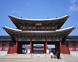 景福宮(キョンボックン) | ATI韓国