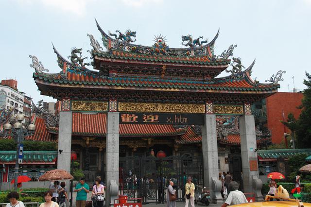 台湾通信 【Taiwan News Web】-台湾・台湾観光・台湾生活情報サイト -- 【台北市】萬華龍山寺