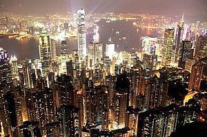 ビクトリアピーク -香港ナビ