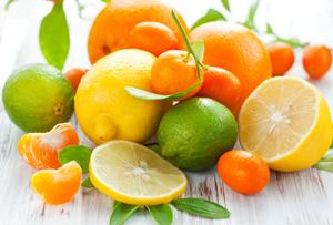 夏って柑橘系が美味しい季節なのに・・・