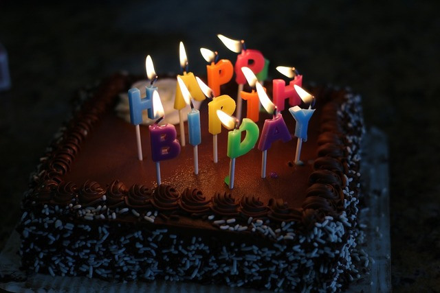 Free photo: Happy Birthday, Birthday Cake, Cake - Free Image on Pixabay - 1688783