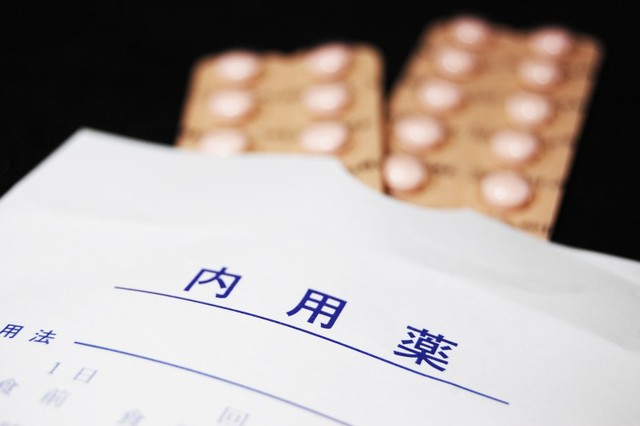 病院・薬・薬の袋02 | フリー素材ドットコム