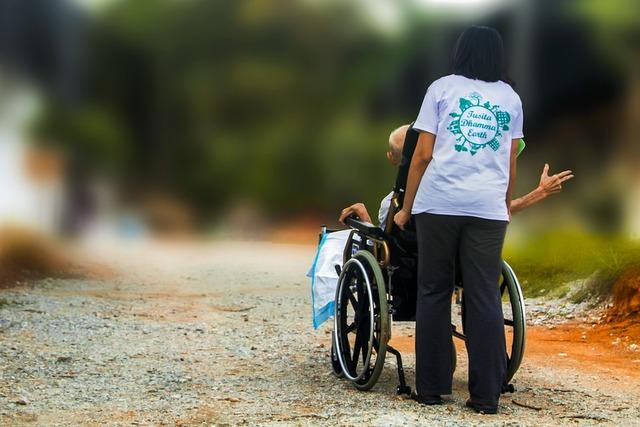 Free photo: Hospice, Pushing Wheel Chair - Free Image on Pixabay - 1794112