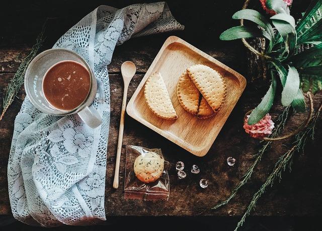 無料の写真: 食品, ドリンク, 茶, コーヒー, 破る, クッキー, ビスケット - Pixabayの無料画像 - 1245955