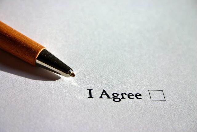 無料の写真: 同意します。, 英語, 同意, 契約, クロス, チェック ボックス - Pixabayの無料画像 - 1728448