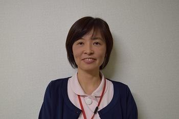 小野副看護部長