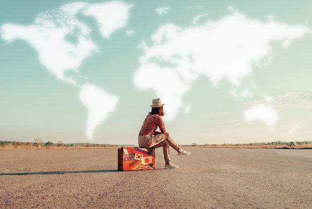 旅行是奢侈品?我旅行,但不有錢 | 天下雜誌部落格